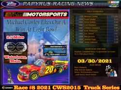 Race#8CWSTruckSeries03-30-21