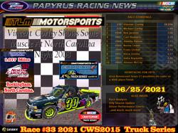 Race#33CWSTruckSeries06-25-21