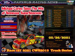 Race#27CWSTruckSeries05-26-21