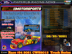 Race#34CWSTruckSeries06-25-21