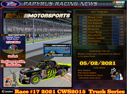 Race#17CWSTruckSeries05-02-21