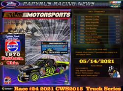Race#24CWSTruckSeries05-14-21