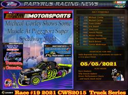 Race#19CWSTruckSeries05-05-21