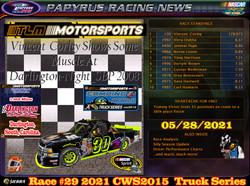 Race#29CWSTruckSeries05-28-21
