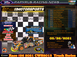 Race#26CWSTruckSeries05-26-21