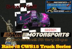 Race#2CWSSeries2-24-21