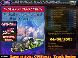 Race#9CWSTruckSeries04-06-21