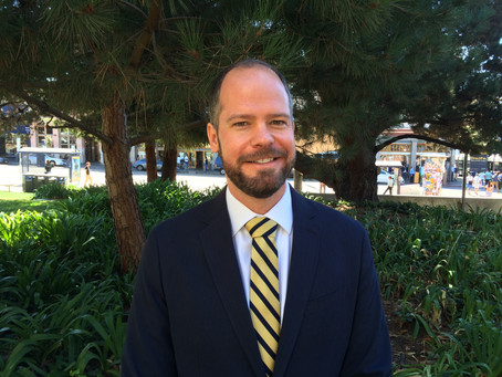 An interview with Burlingame Superintendent Christopher Mount-Benites