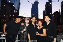 Crazy Fierce Asians band