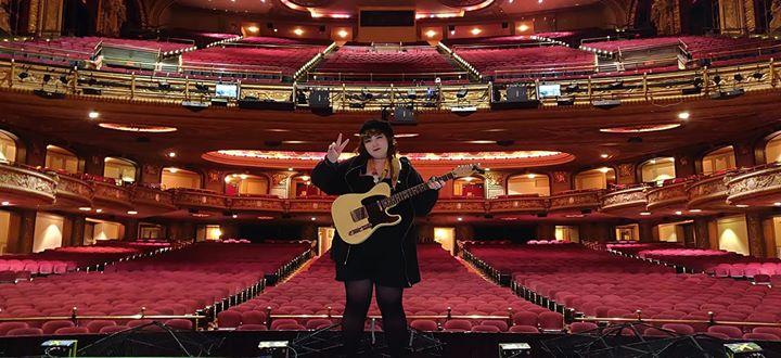 The Wang Theatre in Boston