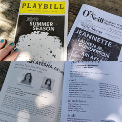 Jeannette: a new musical