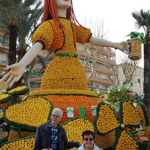 Fête des citrons 2020