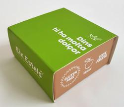 Caja 60x60x30mm