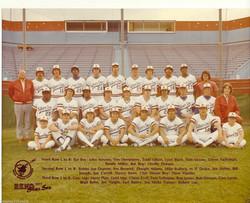 Reno Silver Sox - 1977