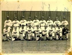 Santa Barbara Dodgers - 1947