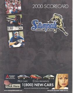 2000 SanBernardinoStampede Scorecard