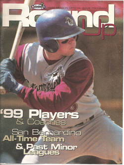 1999 San Bernardino Stampede Program