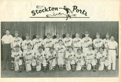 Stockton Ports - 1949
