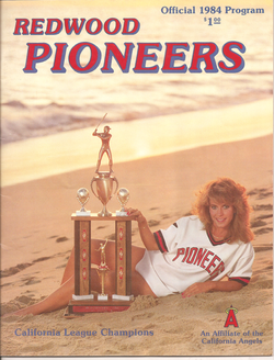 1984 Redwood Pioneers Program