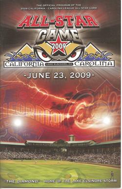 2009 Cal League All-Star Program