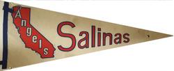 Salinas Angels Pennant