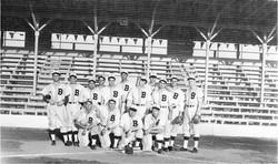 Bakersfield Badgers - 1941