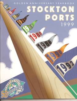 1999 Stockton Ports Program