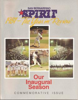 1987 San Bernardino Spirit Review