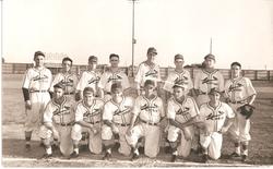 1941 Fresno Cardinals Team Photo