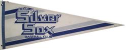 Reno Silver Sox Pennant