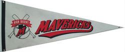 High Desert Mavericks Pennant