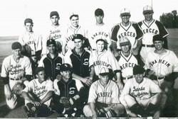 Cal League All-Star Team - 1941