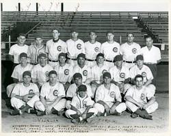 Visalia Cubs - 1947