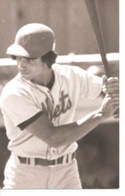 Visalia Mets Post Card Lee Mazzilli