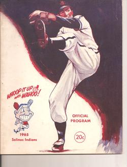 1965 Salinas Indians Program