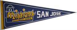 San Jose Missions Pennant