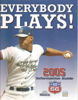 2005 Inland Empire 66ers Info Guide