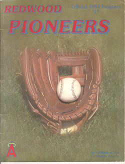 1985 Redwood Pioneers Program
