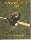 San_Jose_Bees_Program_1985.png