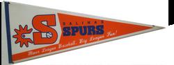 Salinas Spurs Pennant