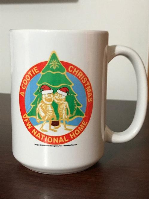 Cootie Christmas - Grand of Michigan Mug
