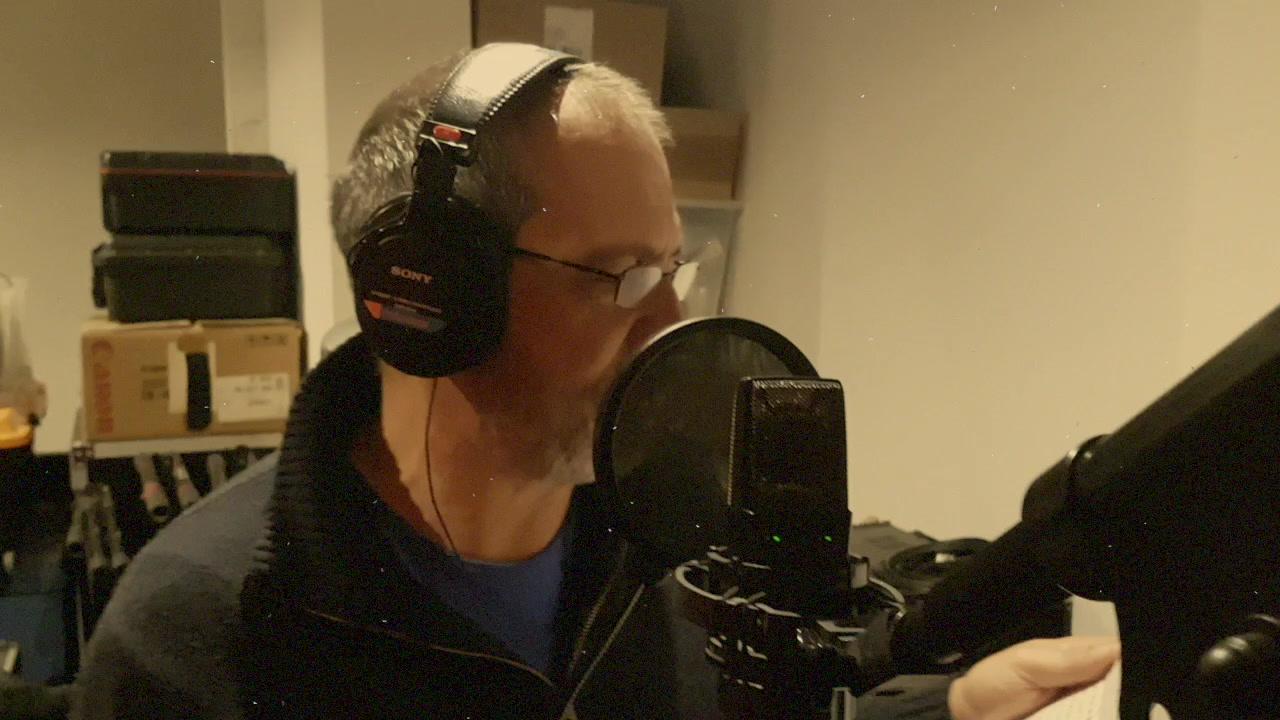 """Enregistrement en studio de l'album """"Sale Caractère"""" du Massilia"""