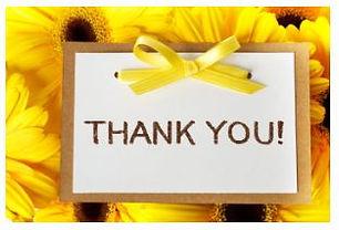 sunflower Thank you.JPG