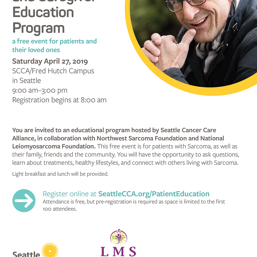 Sarcoma Patient and Caregiver Education Program (1)