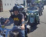 Dragon's Last Ride, Motorcycle