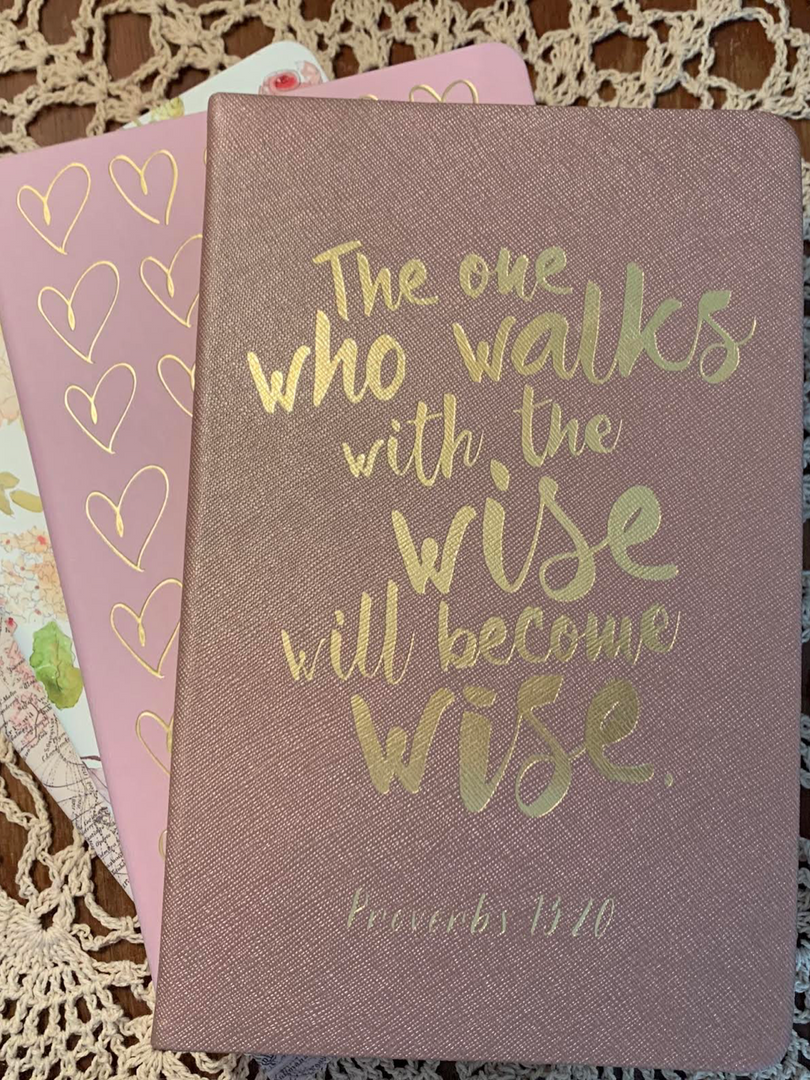 The One Who Walks With The Wise