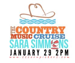 Sara Simmons Country Music Cruise
