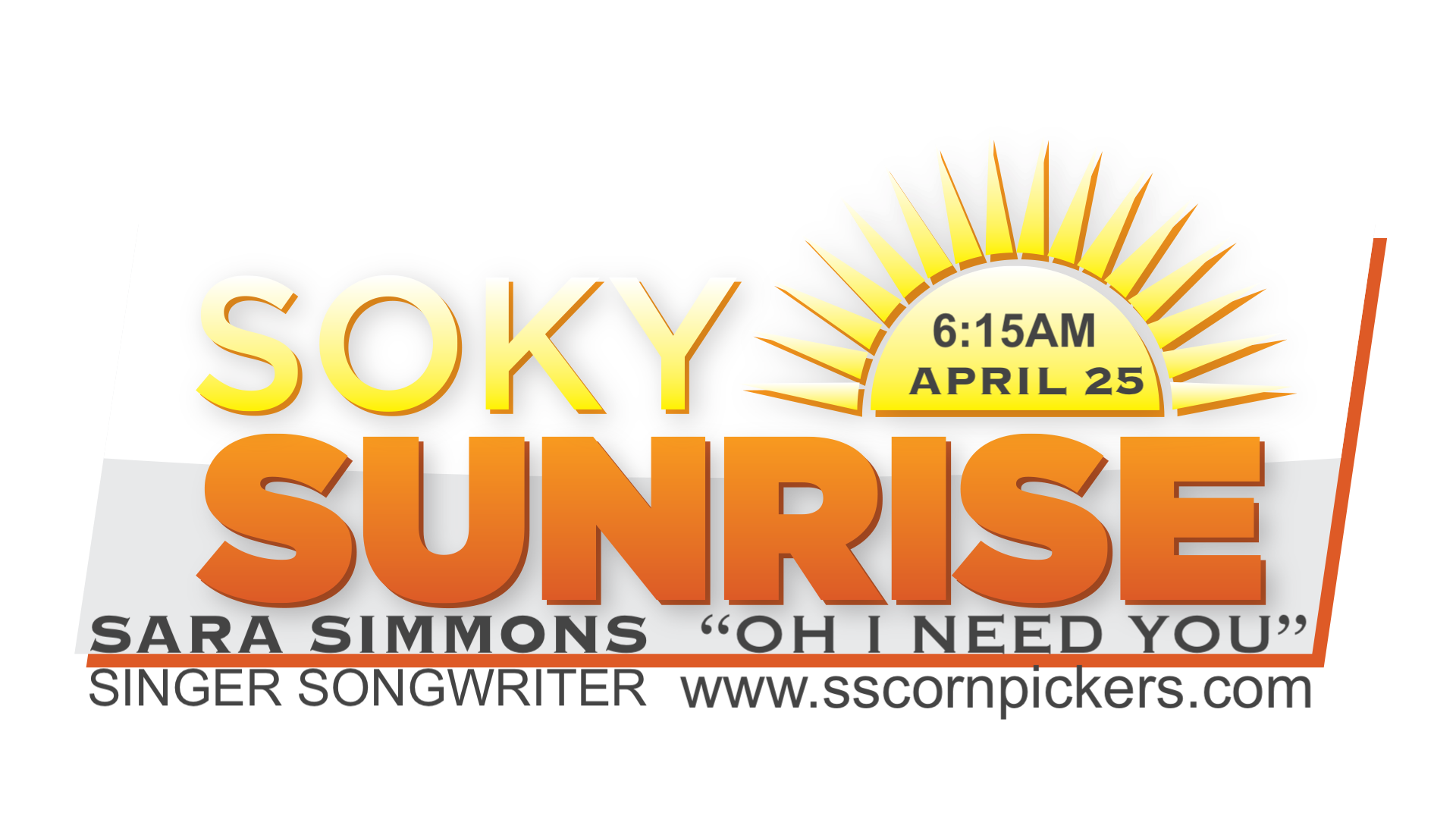 SoKY-Sunrise Sara Simmons
