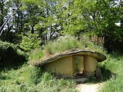 Love-shack's summer vegetal dress
