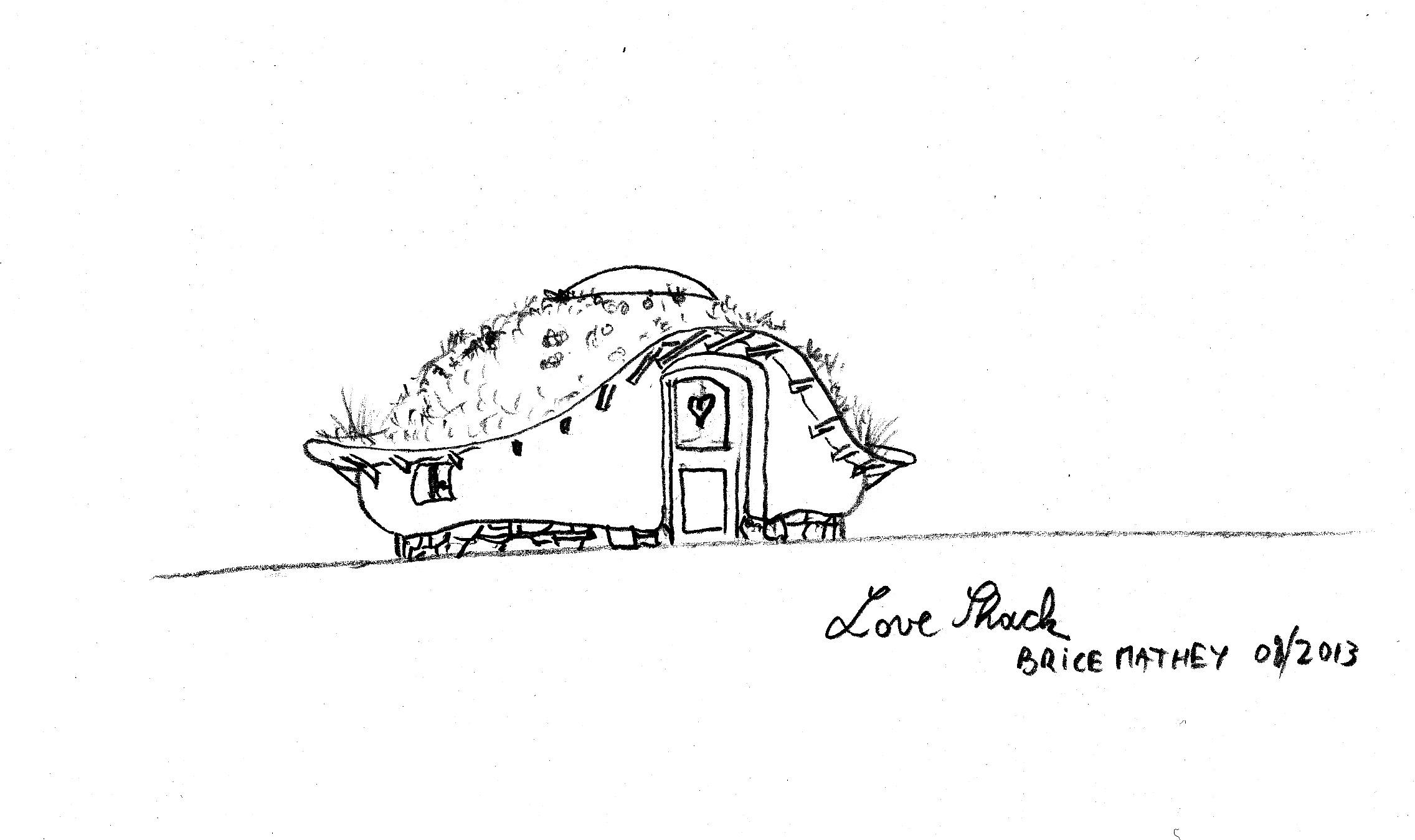 love shack sketch3